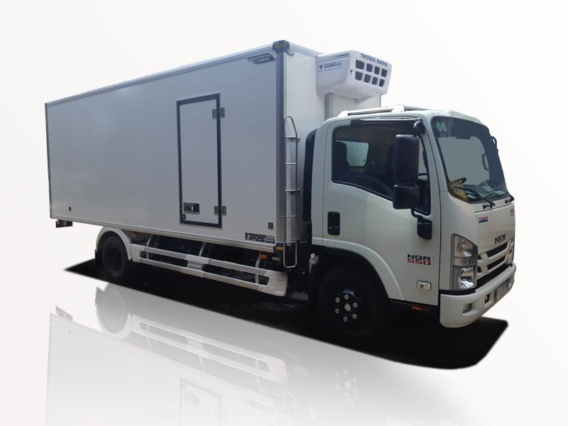 Giá xe tải Isuzu 5 tấn NQR75LE4