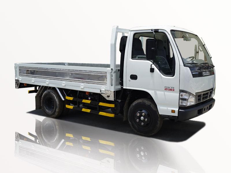 Giá xe tải Isuzu 1.4 tấn QKR77FE4